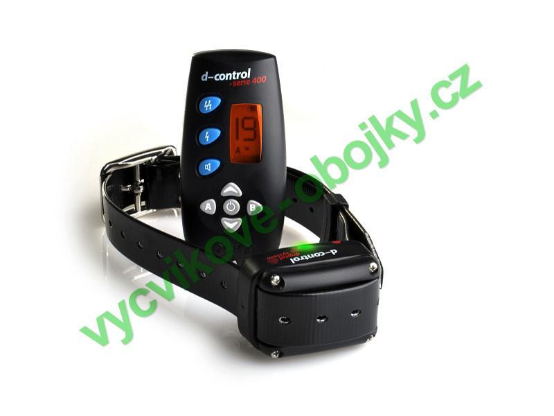 DOG Trace elektronický výcvikový obojek d-control 400 plus - 250 m