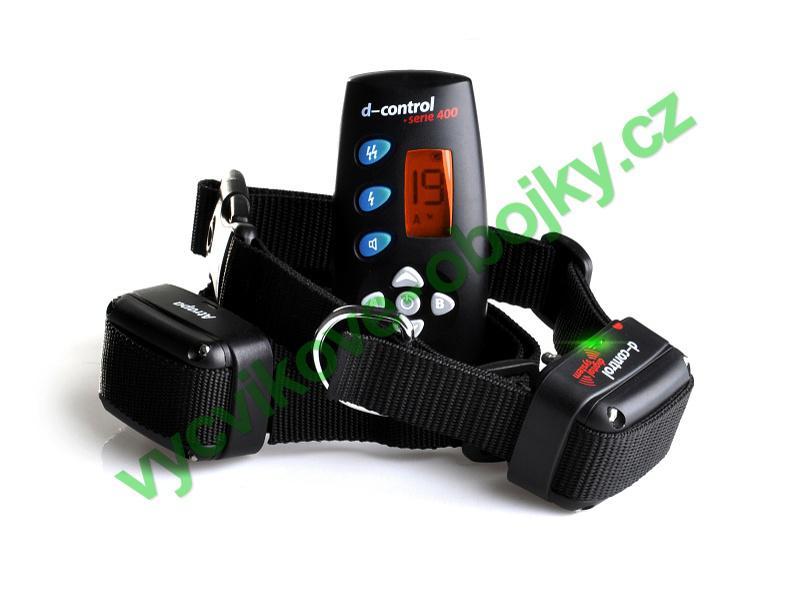 DOG Trace elektronický výcvikový obojek d-control 403 - 250m
