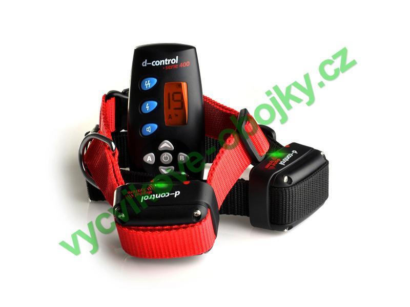 DOG Trace elektronický výcvikový obojek d-control 402 - 250m