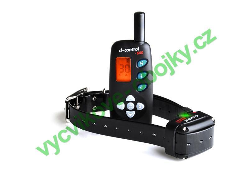 DOG Trace elektronický výcvikový obojek d-control 600/plus - 600 m
