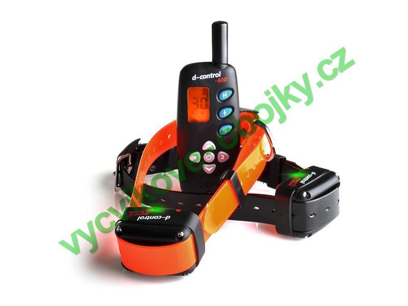 DOG Trace elektronický výcvikový obojek d-control 602 /plus - 600 m