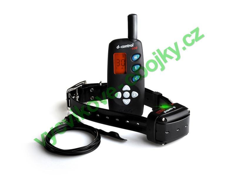 DOG Trace elektronický výcvikový obojek d-control 610 - 600 m