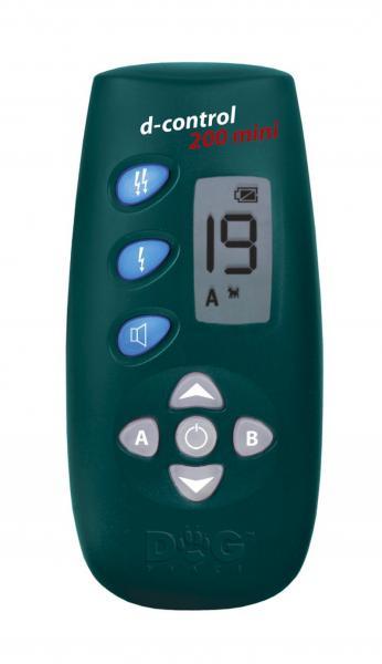 DOG Trace elektronický výcvikový obojek Vysílač - d-control 200 mini