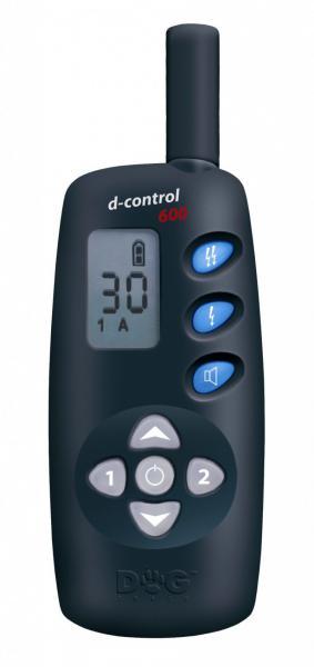 DOG Trace elektronický výcvikový obojek Vysílač - d-control 610