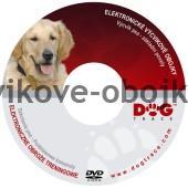 DOG Trace elektronický výcvikový obojek DVD - Výcvik psů