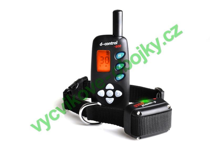 DOG Trace elektronický výcvikový obojek d-control 600 - 600 m