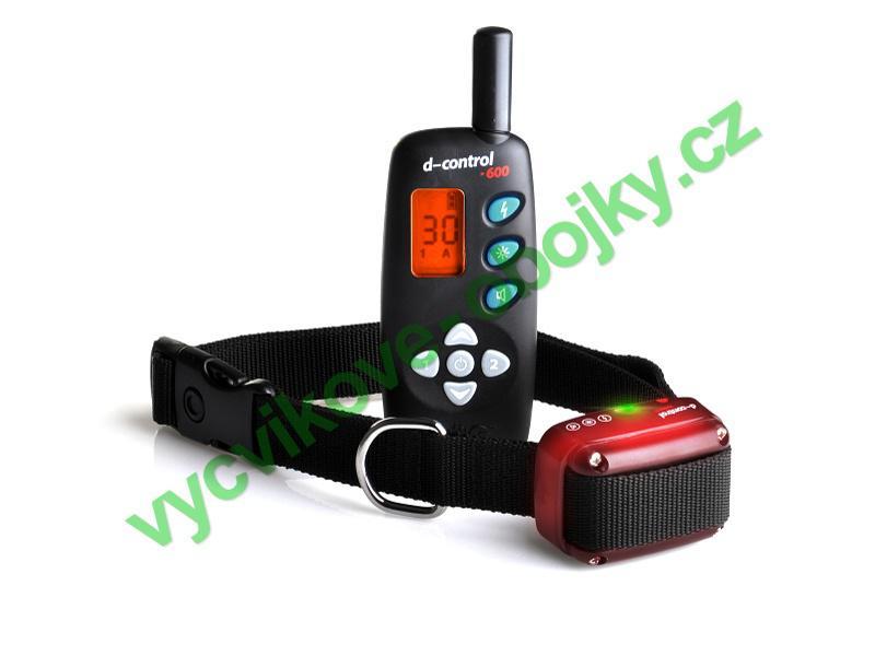 DOG Trace elektronický výcvikový obojek d-control 620 - 600 m