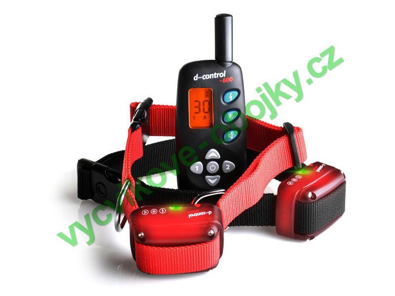 DOG Trace elektronický výcvikový obojek d-control 622 - 600 m