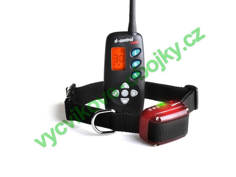 DOG Trace elektronický výcvikový obojek d-control 1020 - 1000m