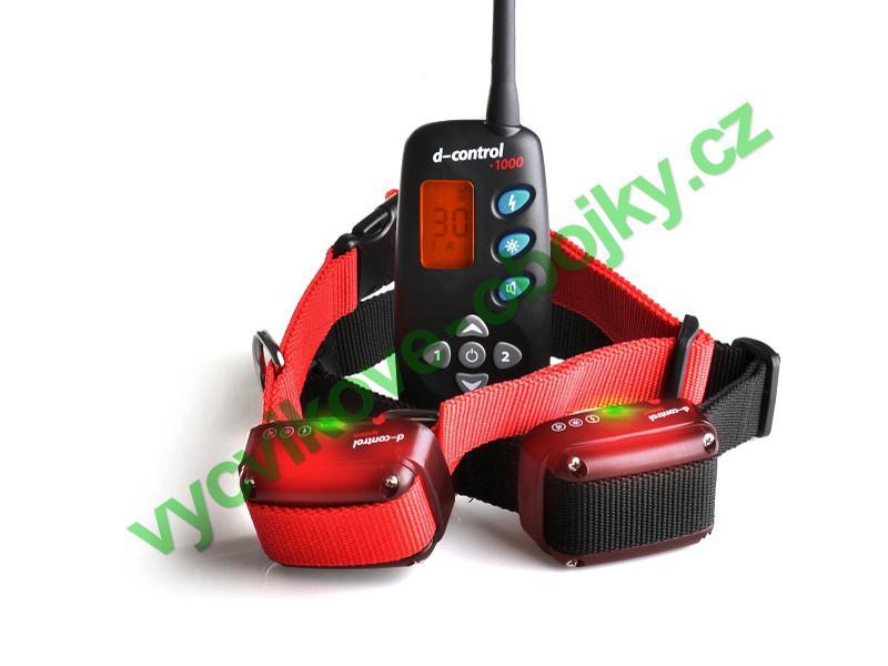DOG Trace elektronický výcvikový obojek d-control 1022 - 1000m