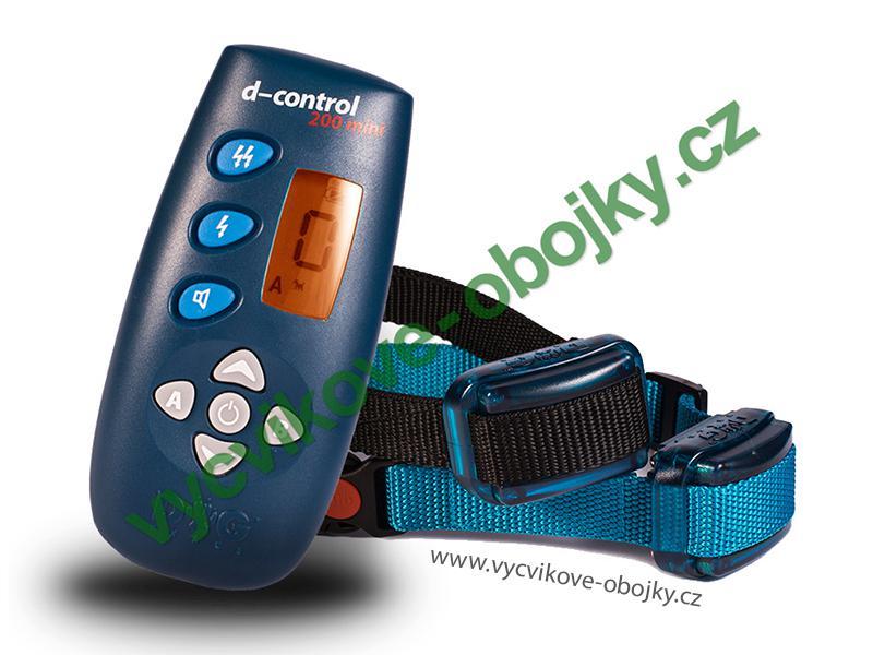 DOG Trace elektronický výcvikový obojek d-control 202 mini