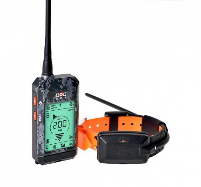 DOG Trace elektronický výcvikový obojek DOG GPS X20