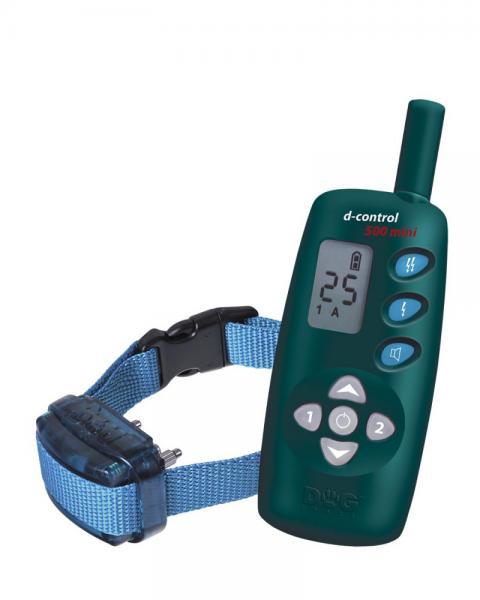 DOG Trace elektronický výcvikový obojek d-control 500 mini