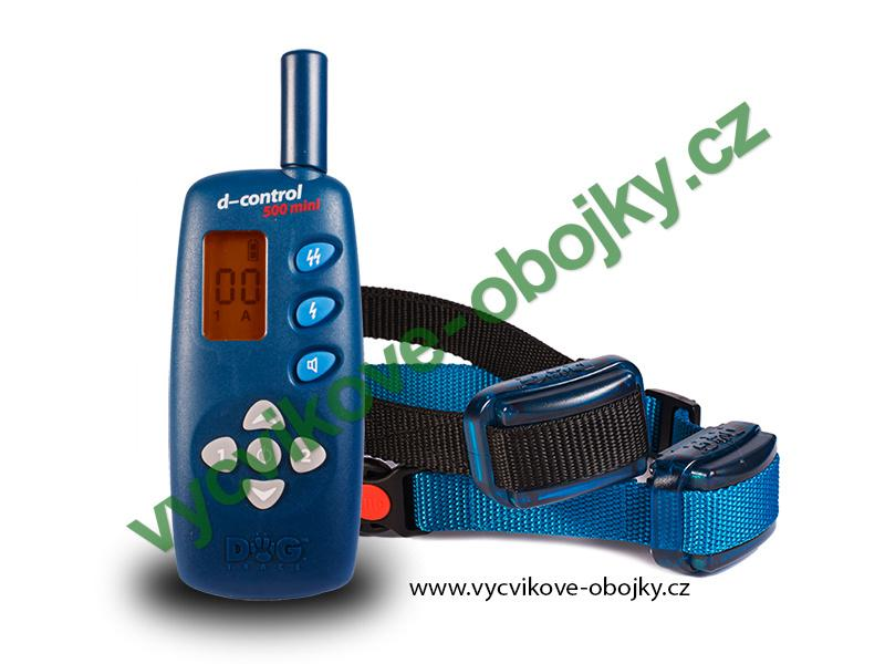 DOG Trace elektronický výcvikový obojek d-control 502 mini